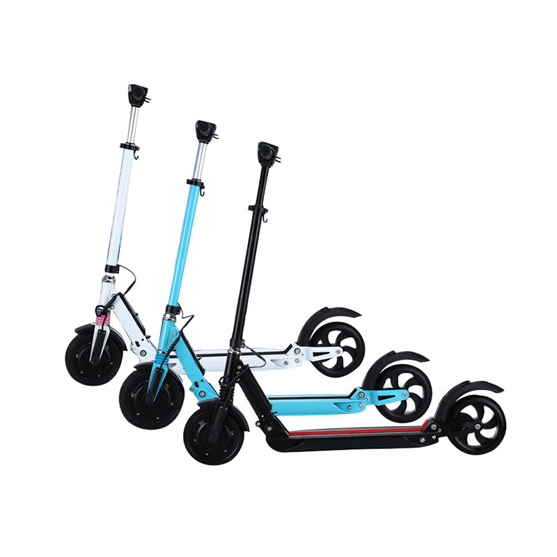 500W Foldable E-scooter/ electric scooter with 36v 6.6Ah battery